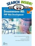 Image for DREAMWEAVER MX: PHP WEB DEVELOPMENT