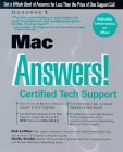 Image for MAC ANSWERS! CERTIFIED TECH SUPPORT