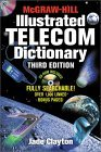 Image for MCGRAW-HILL ILLUSTRATED TELECOM DICTIONARY