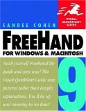 Image for FREEHAND 9 FOR WINDOWS AND MACINTOSH: VISUAL QUICKSTART GUIDE (2ND EDITION)