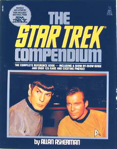 Image for THE STAR TREK COMPENDIUM