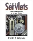 Image for INSIDE SERVLETS: SERVER-SIDE PROGRAMMING FOR THE JAVA(TM) PLATFORM + CD ROM