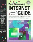 Image for DAVE SPERLING'S INTERNET GUIDE + CD-ROM