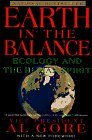 Image for EARTH IN THE BALANCE: ECOLOGY AND THE HUMAN SPIRIT
