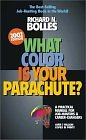 Image for WHAT COLOR IS YOUR PARACHUTE 2002: A PRACTICAL MANUAL FOR JOB-HUNTERS & CAR EER-CHANGERS (WHAT COLOR IS YOUR PARACHUTE)