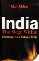 Image for INDIA: THE SIEGE WITHIN