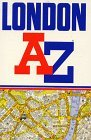 Image for LONDON A Z: STREET ATLAS