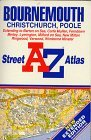 Image for A-Z STREET ATLAS OF BOURNEMOUTH (A-Z STREET ATLAS SERIES)