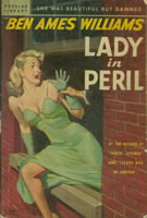 Image for LADY IN PERIL
