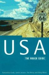 Image for USA: THE ROUGH GUIDE, THIRD EDITION