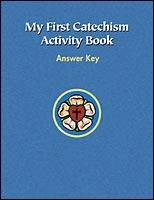 Image for MY FIRST CATECHISM ACTIVITY BOOK: ANSWER KEY
