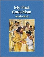 Image for MY FIRST CATECHISM ACTIVITY BOOK