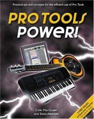 Image for PRO TOOLS POWER!