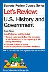 Image for LET'S REVIEW U.S. HISTORY AND GOVERNMENT