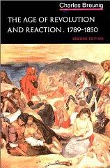 Image for AGE OF REVOLUTION AND REACTION 1789-1850