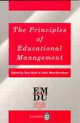 Image for THE PRINCIPLES OF EDUCATION MANAGEMENT