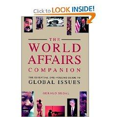 Image for THE WORLD AFFAIRS COMPANION