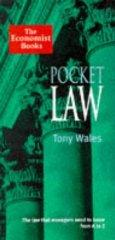 Image for THE ECONOMIST POCKET LAW