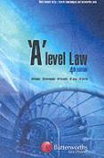 Image for A-LEVEL LAW