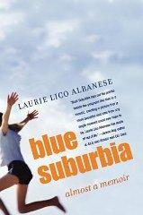 Image for BLUE SUBURBIA: ALMOST A MEMOIR