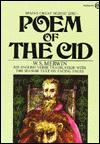 Image for THE POEM OF THE CID: DUAL LANGUAGE EDITION (MERIDIAN)