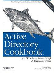 Image for ACTIVE DIRECTORY COOKBOOK FOR WINDOWS SERVER 2003 AND WINDOWS 2000