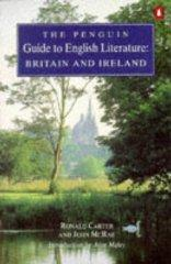 Image for THE PENGUIN GUIDE TO ENGLISH LITERATURE: BRITAIN AND IRELAND