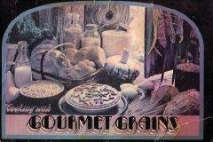 Image for COOKING WITH GOURMET GRAINS