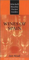 Image for MITCHELL BEAZLEY POCKET GUIDE: WINES OF SPAIN: FULLY UPDATED FOR 2001/2002