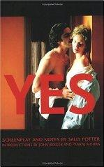 Image for YES: SCREENPLAY AND NOTES