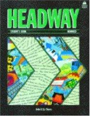 Image for HEADWAY: STUDENT'S BOOK ADVANCED LEVEL