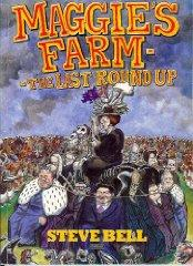 Image for MAGGIE'S FARM: THE LAST ROUNDUP