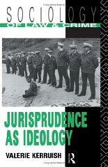 Image for JURISPRUDENCE AS IDEOLOGY