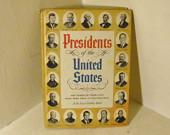 Image for PRESIDENTS OF THE UNITED STATES