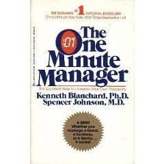 Image for THE ONE MINUTE MANAGER