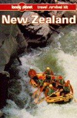 Image for LONELY PLANET NEW ZEALAND