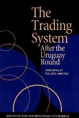 Image for THE TRADING SYSTEM: AFTER THE URUGUAY ROUND