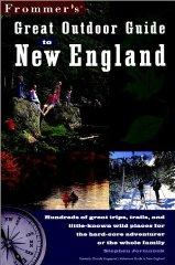 Image for FROMMER'S GREAT OUTDOOR GUIDE TO NEW ENGLAND