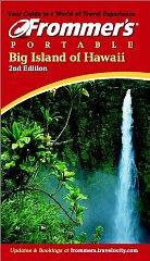 Image for FROMMER'S PORTABLE BIG ISLAND OF HAWAII