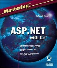Image for MASTERING ASP.NET WITH VISUAL C#