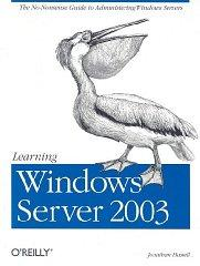 Image for LEARNING WINDOWS SERVER 2003