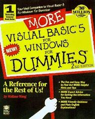 Image for MORE VISUAL BASIC 5 FOR WINDOWS FOR DUMMIES