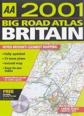 Image for BIG ROAD ATLAS BRITAIN