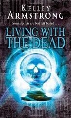 Image for LIVING WITH THE DEAD