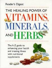 Image for THE HEALING POWER OF VITAMINS, MINERALS, AND HERBS