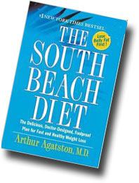 Image for THE SOUTH BEACH DIET : THE DELICIOUS, DOCTOR-DESIGNED, FOOLPROOF PLAN FOR F AST AND HEALTHY WEIGHT LOSS BY ARTHUR AGATSTON (2005