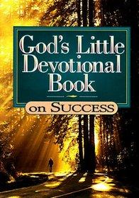 Image for GOD'S LITTLE DEVOTIONAL BOOK ON SUCCESS