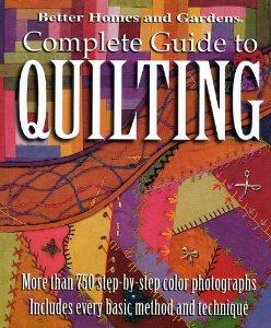 Image for COMPLETE GUIDE TO QUILTING