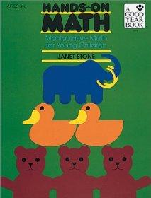 Image for HANDS-ON MATH: MANIPULATIVE MATH FOR YOUNG CHILDREN