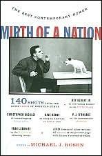 Image for MIRTH OF A NATION: THE BEST CONTEMPORARY HUMOR